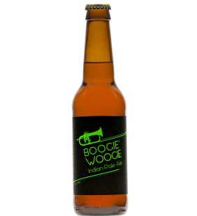 Bière Boogie Woogie Indian Pale 33cl