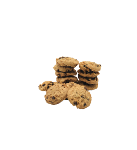Cookies Amandes Choco Noisettes 250g (Grand Format)