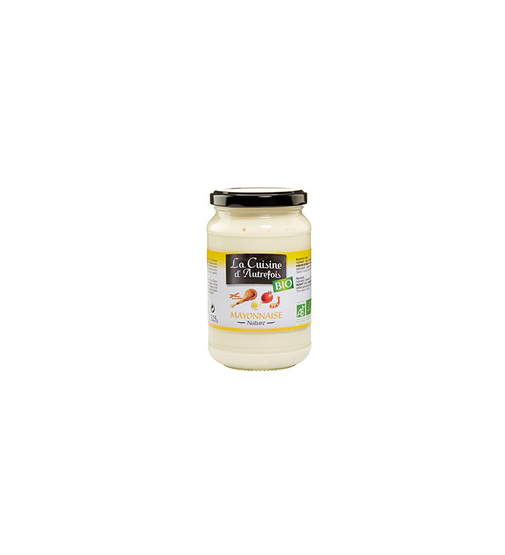 Mayonnaise Nature Bio 325g