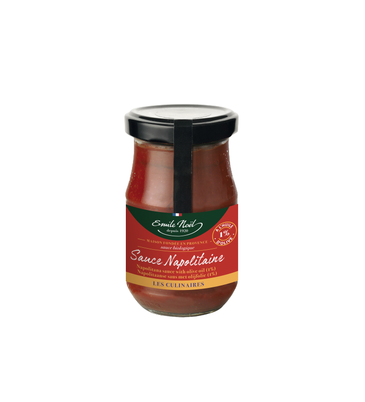 Sauce Tomate Napolitaine 190g