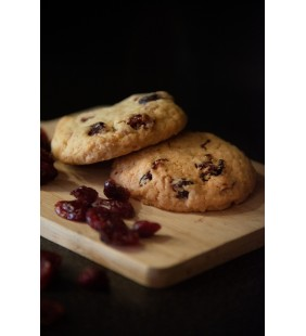Cookies Cranberries 100g