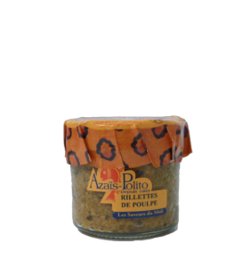 Rillettes de Poulpe 130ml